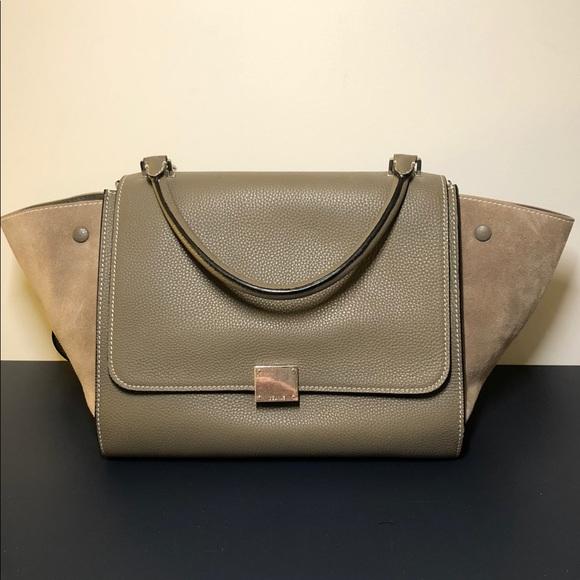 e7b0c3fa8b8 Celine Bags   Trapeze Bag   Poshmark